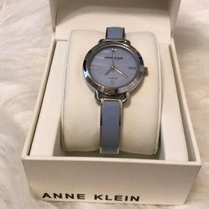 Anne Kline watch w/ genuine diamond